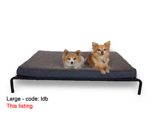 Large-size Combo Dog Bed