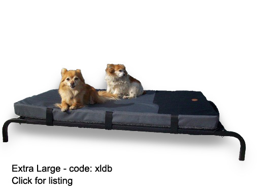Extra Large Combo Dog Bed